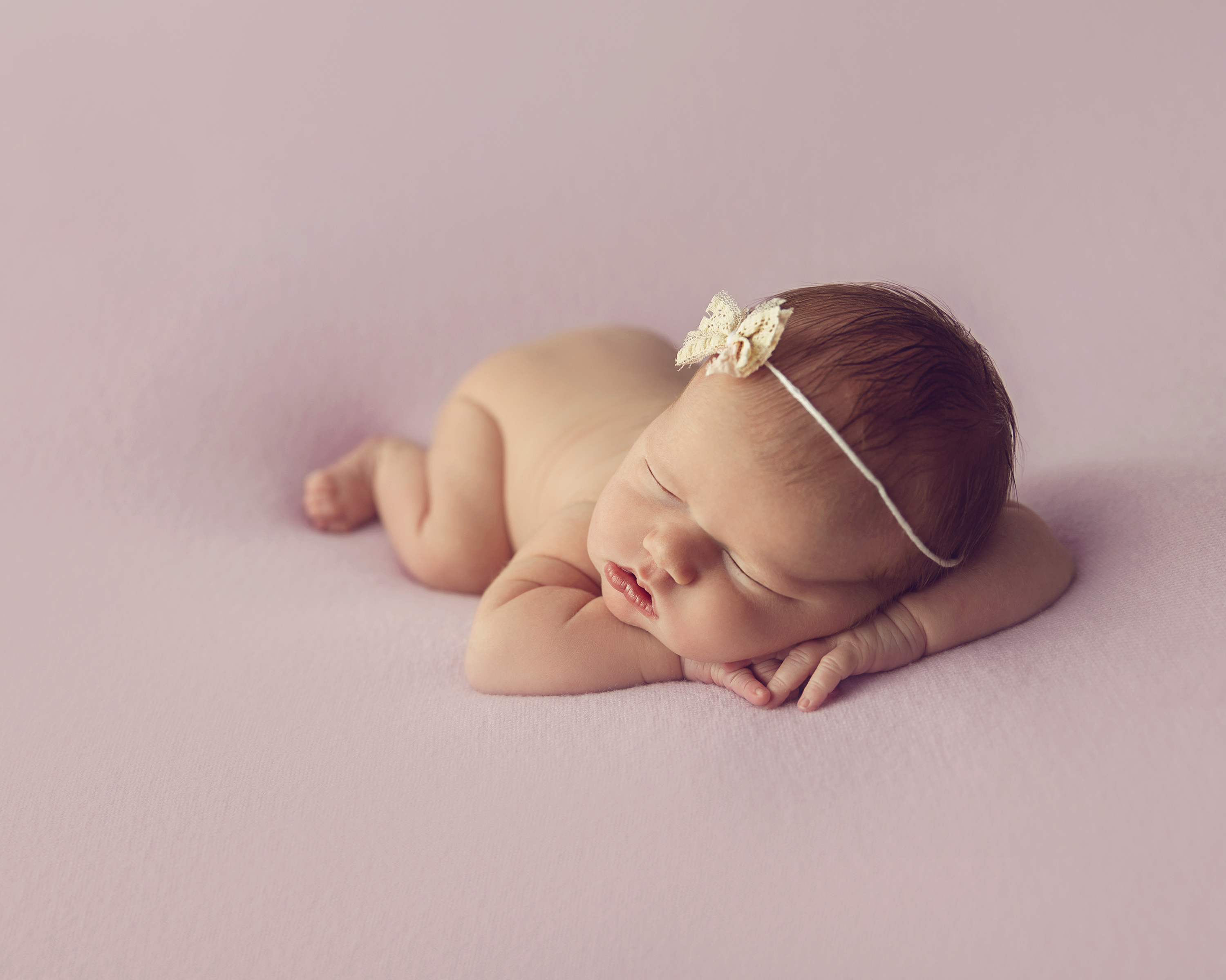 Bethany stole my heart during her newborn session